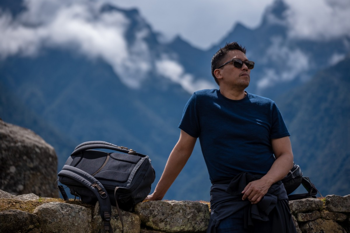 G Adventures founder Bruce Poon Tip hosting Q&A for Canadian agents