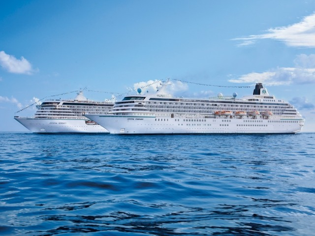 Crystal Cruises' 2023 sailings now available to book
