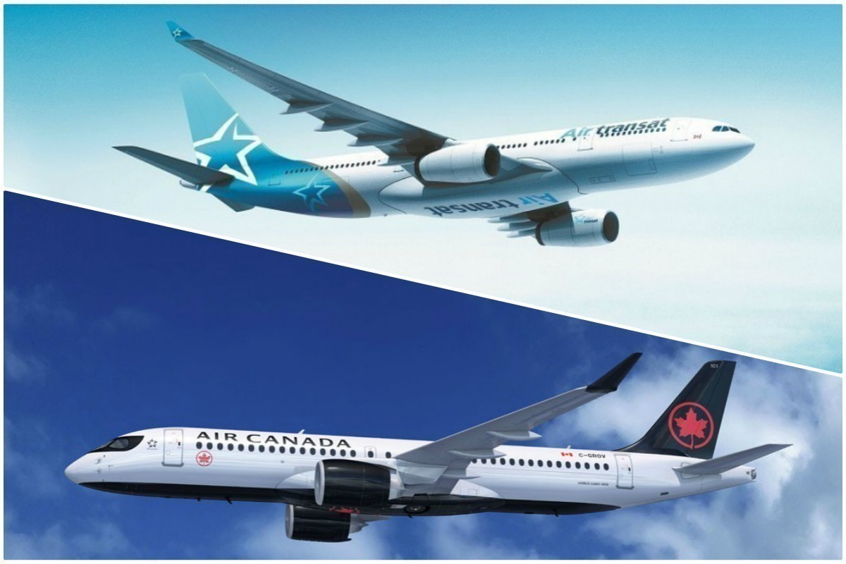 "Factors ""beyond its control"" might influence outcome of Air Canada-Transat deal: Transat"