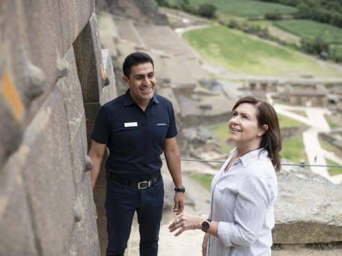 The Travel Corporation now provides a Wellbeing Director on guided trips