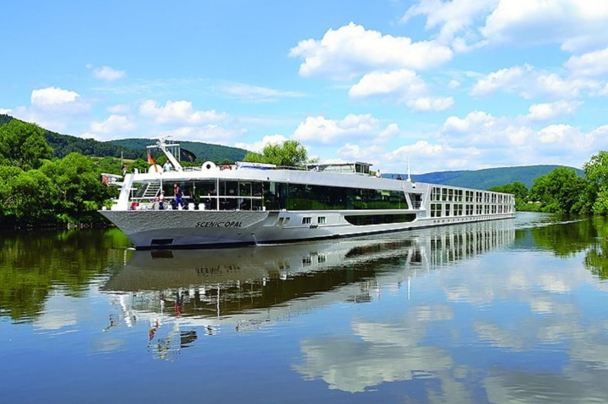 Scenic unveils 2021 European river cruises, Book with Confidence program