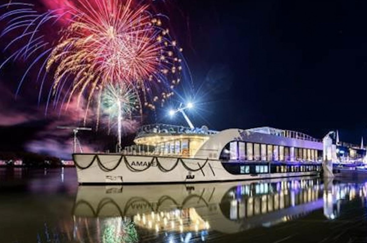 AmaWaterways celebrates 18 years, hosts July 1st virtual events for trade