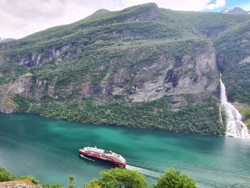Hurtigruten brings back 14 of its 16 ships for August & September