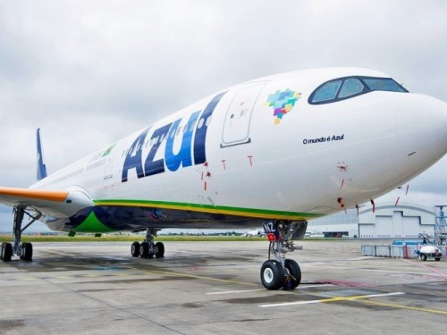 Aeroplan adds Azul as a new airline partner