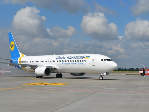 Ukraine International Airlines resumes its Toronto-Kyiv flights