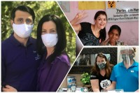 Caring for communities: even in tough times, travel pros find ways to give back