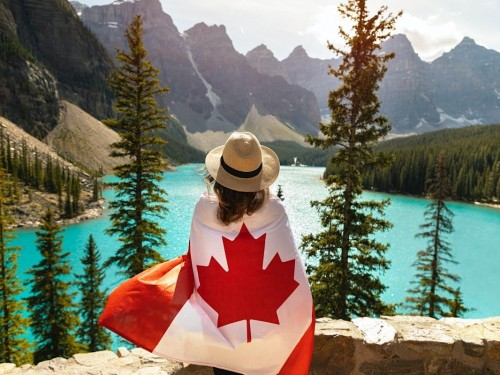Earn 5X ACV&ME points when booking Canada with ACV!