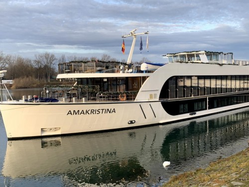AmaWaterways resumes operations in Europe