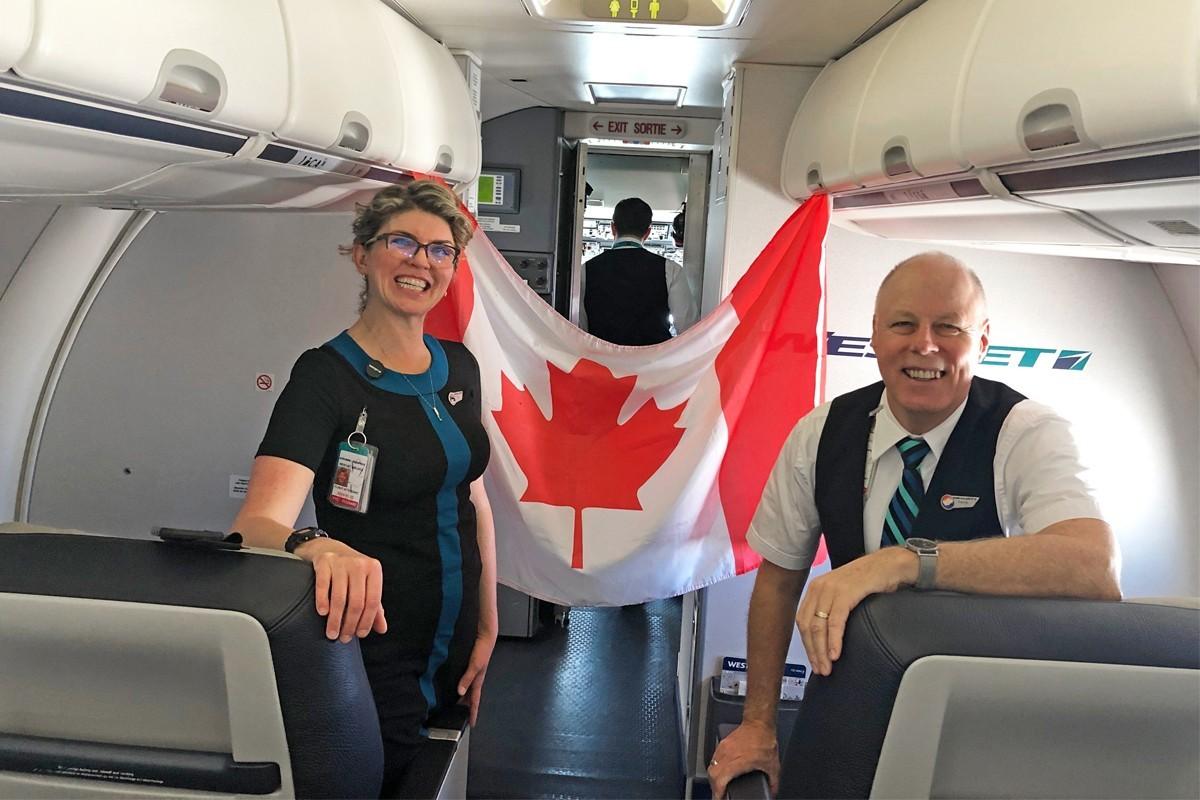 WestJet concludes repatriation flight program with Global Affairs Canada