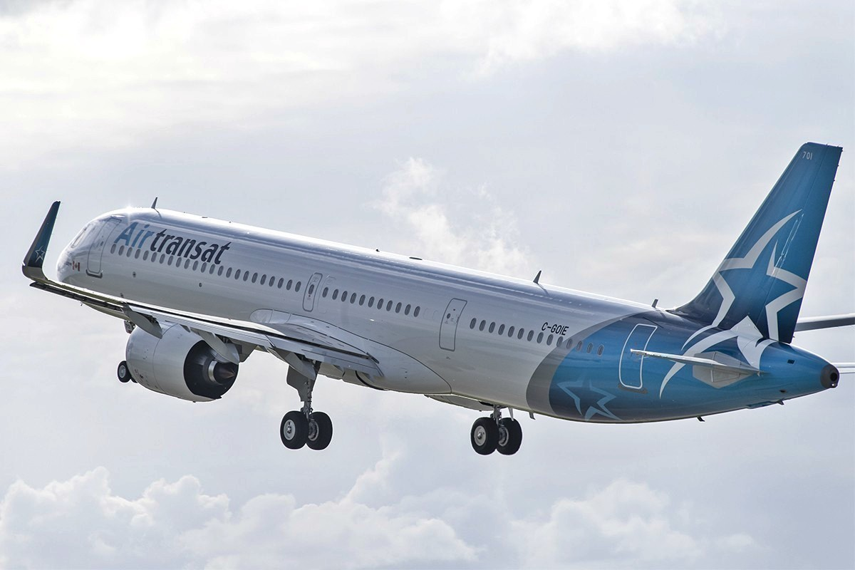 Air Transat confirms resumption of service for July 23rd