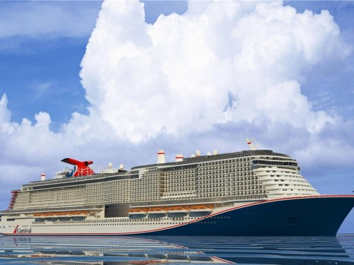 Carnival unveils updated plans for fleet