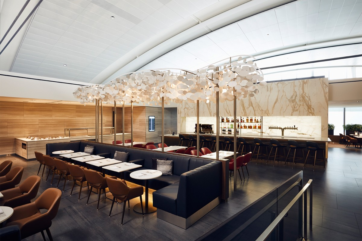 AC unveils new biosafety protocols as Maple Leaf Lounges reopen