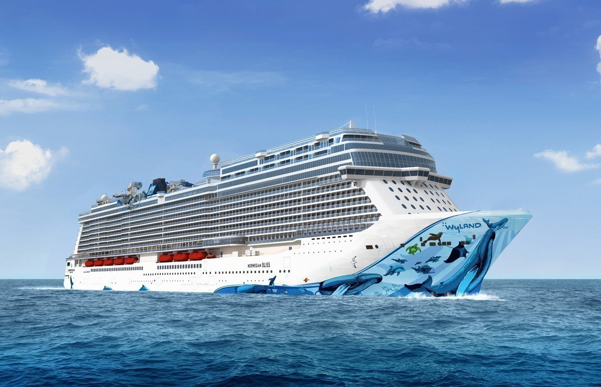 """NCL CEO """"astonished"""" by strong future cruise bookings"""