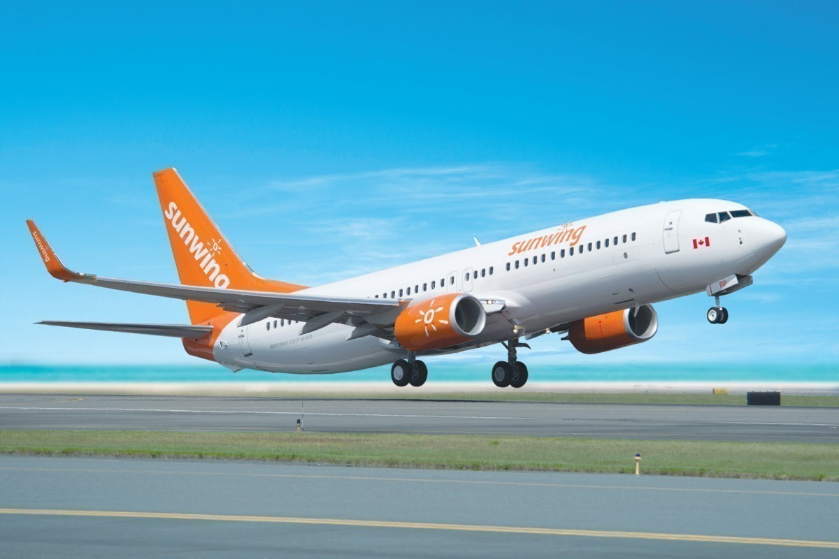 Sunwing offers Canadians the ultimate beachfront office upgrade