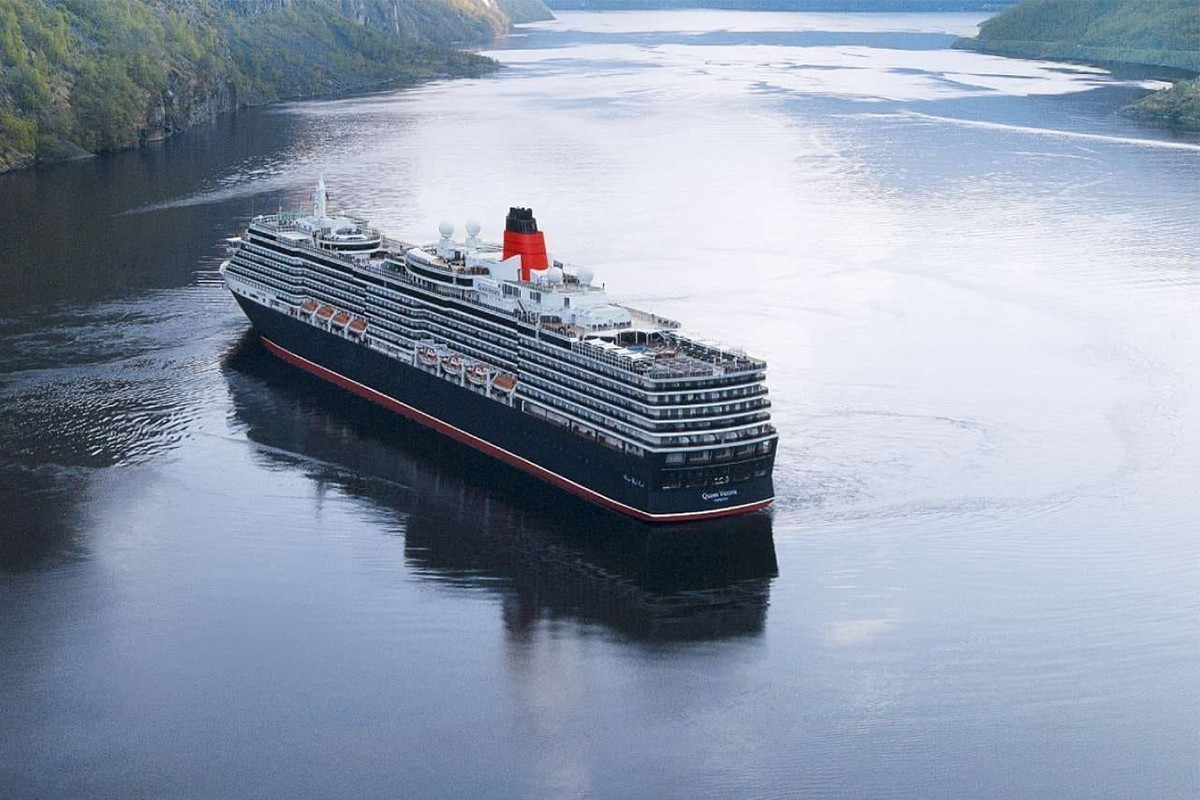 Cunard extends operational break, changes routes
