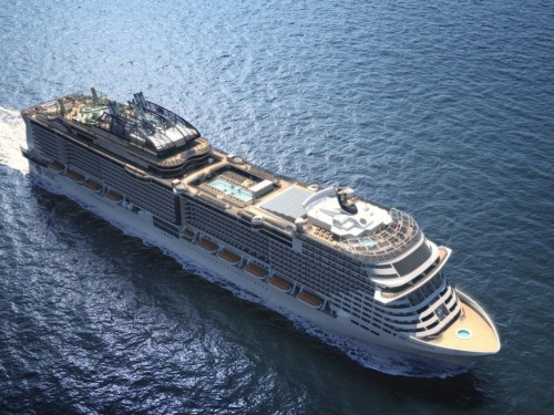 "MSC offers discounted cruises to healthcare heroes to say ""thank you"""