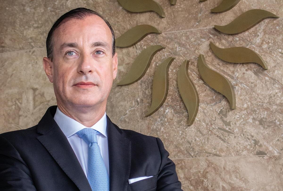 Antonio Teijeiro is Bahia Principe's new managing director