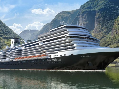 5 Holland America Line ships are set to explore Europe in 2021
