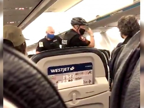 WestJet denies claim that crew tried to force a mask on 19-month-old infant