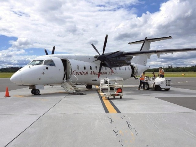 New flight service from Castlegar to Vancouver starting Oct. 1