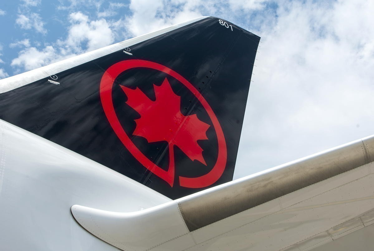 Air Canada finalizes order of newly-approved COVID-19 rapid tests
