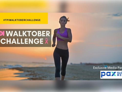 TPI launches Walktober Challenge in support of Breast Cancer Awareness Month