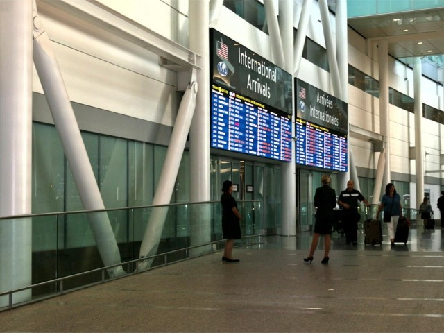 Rates and fees for air travel go up at Toronto Pearson
