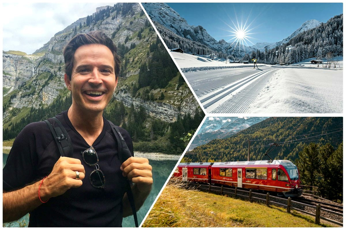 """""""We will make it to the summit"""": Switzerland Tourism's climb to a safe & responsible recovery; Sunwing resuming operations on Nov. 6"""
