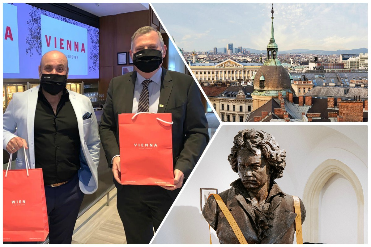 """VIDEO: """"Like walking into a painting"""": Vienna Tourist Board takes Toronto on virtual tour; UNWTO, IATA sign agreement to restore consumer confidence"""