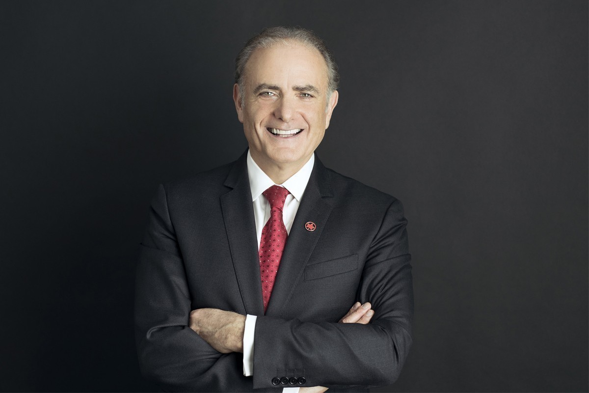 "Air Canada is doing ""everything imaginable"" to safely restart travel: CEO Calin Rovinescu"