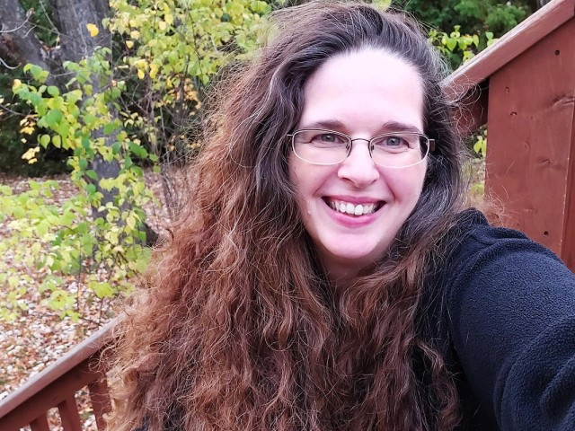 #TPIWalktoberChallenge: PAX checks in with TPI's Sherri Lavigne