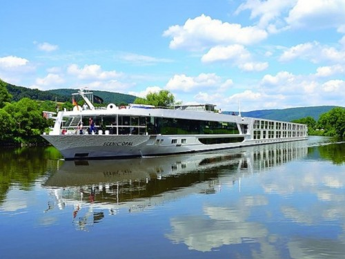 Scenic opens 2022 European river cruise collection early