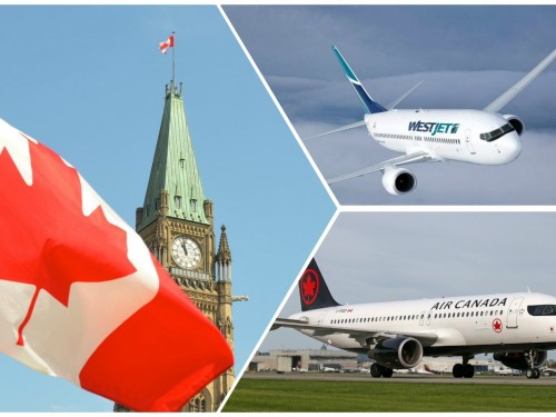 Ottawa may take a stake in Canada's airlines: report