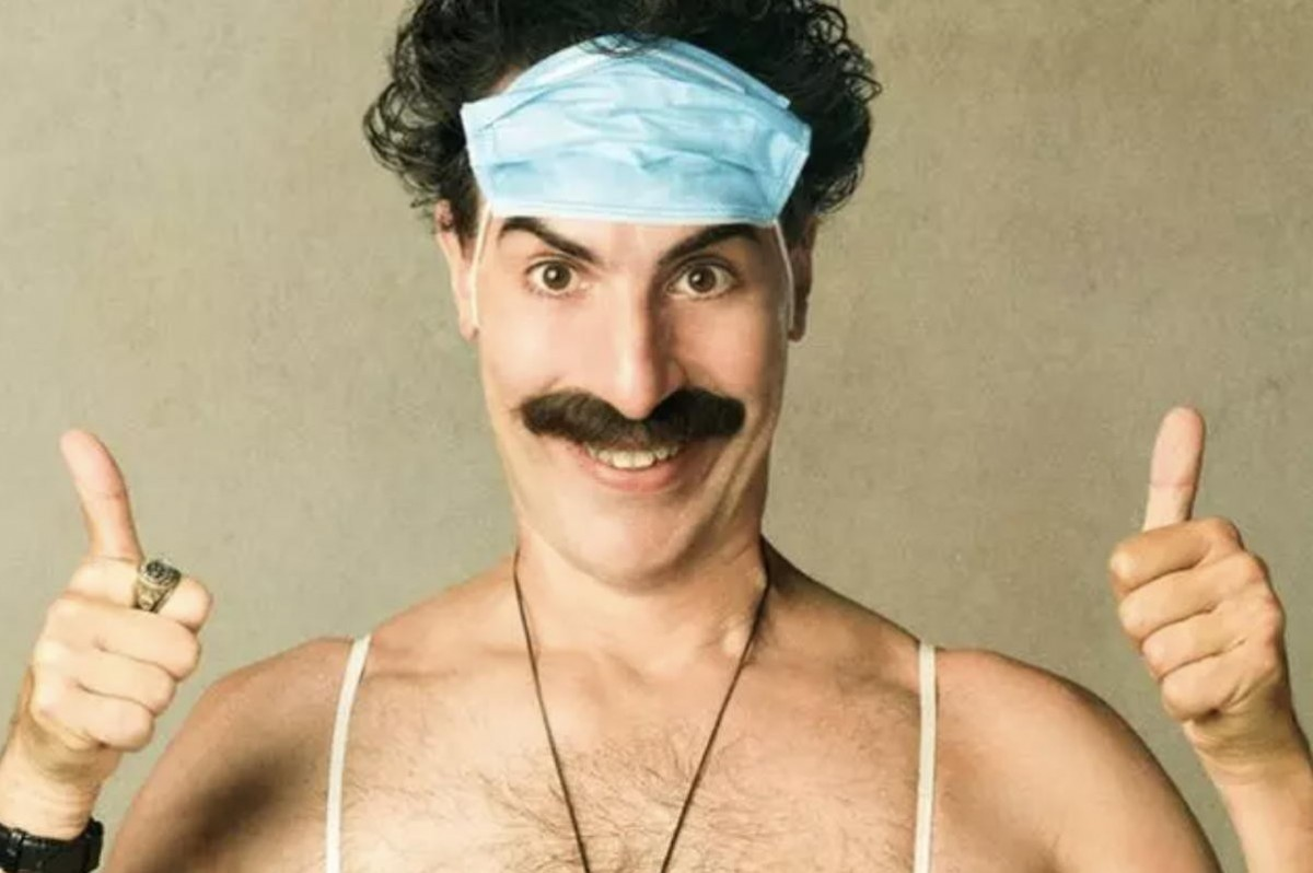 """Very nice!"" Borat's catchphrase is officially part of Kazakhstan's new tourism campaign"
