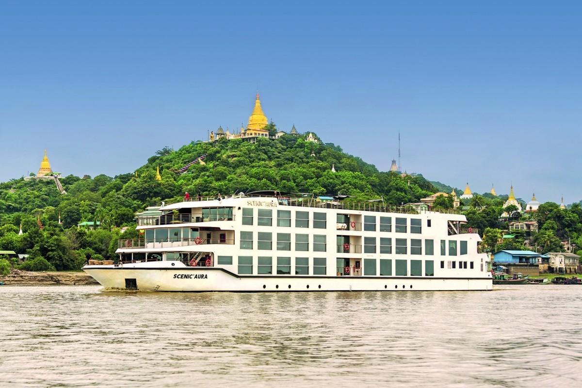Scenic spotlights 2021/2022 Southeast Asia cruise season