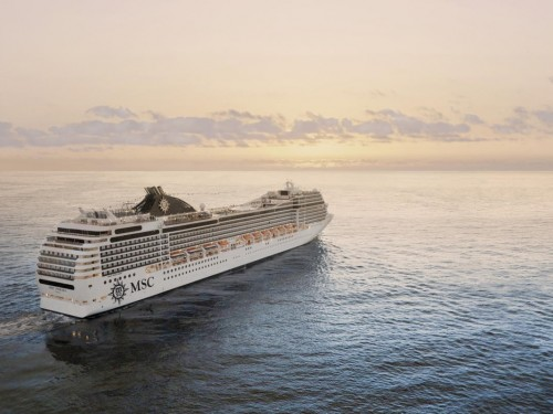 MSC Cruises opens sales for 2023 World Cruise