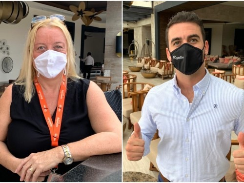 """On Location: """"We're looking forward"""": Sunwing/Royalton starts its engines in Dominican Republic"""