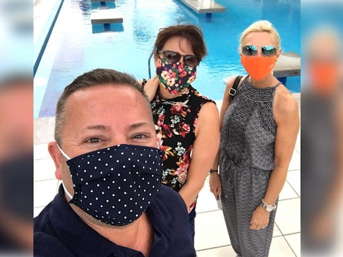 On Location: Sunwing's Deana Murphy & Dave Wright unpack health & safety at Royalton CHIC Cancun