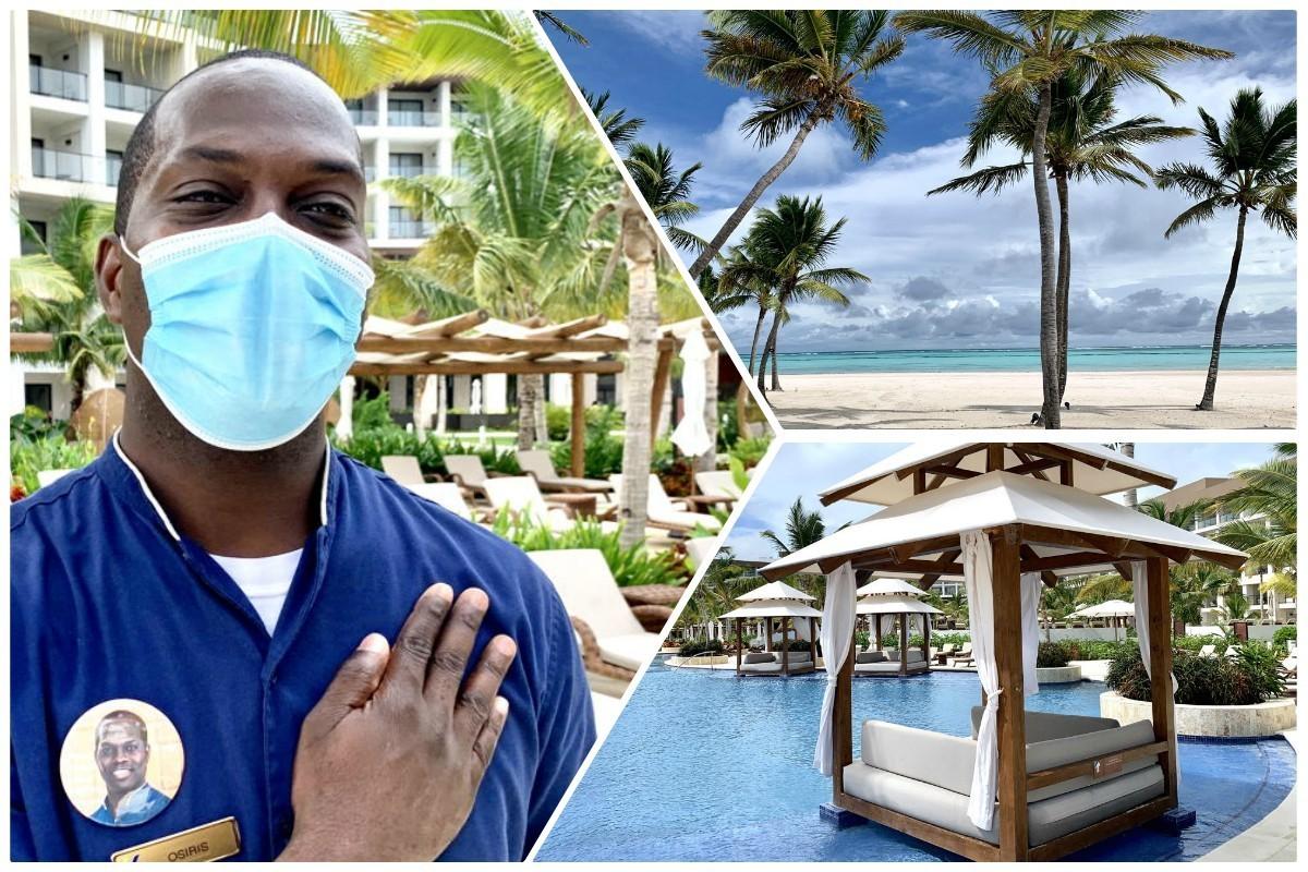 On Location: Experiencing Hyatt Ziva/Zilara Cap Cana's pandemic-era service from the heart