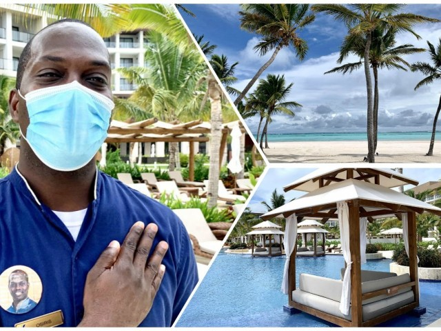 On Location: Experiencing Hyatt Ziva/Zilara Cap Cana's pandemic-era service from the heart