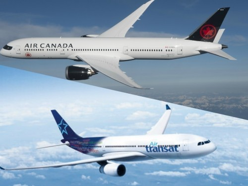 Transat shareholders urged to vote in favour of revised Air Canada deal