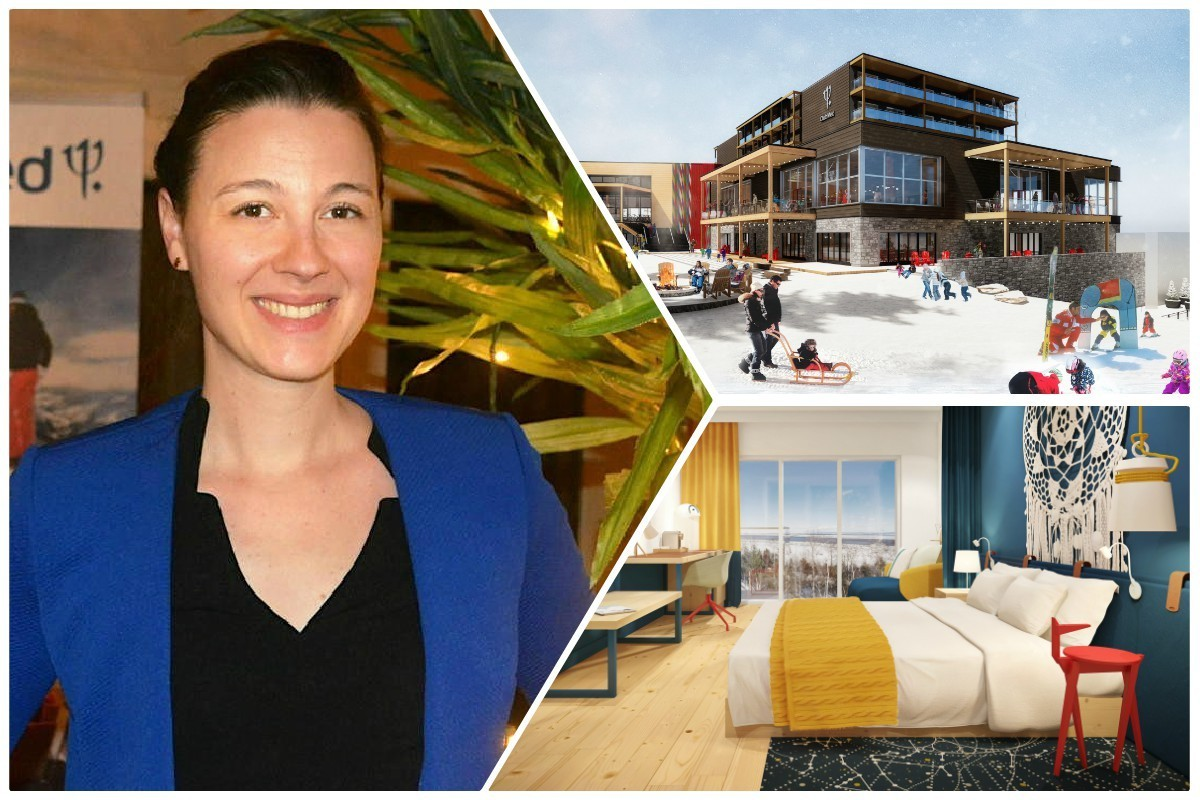 """""""One-stop shop"""" skiing: Club Med Quebec Charlevoix opens sales, """"pioneering a new destination"""""""
