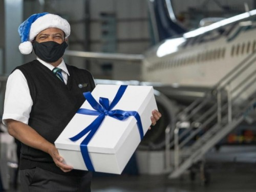 VIDEO: WestJet's 2020 Christmas Miracle celebrates the spirit of giving