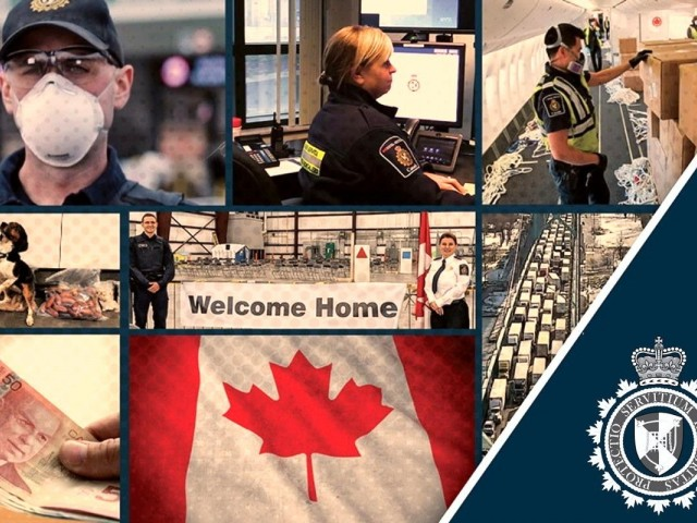 Fewer travellers, but new, complex challenges for the CBSA