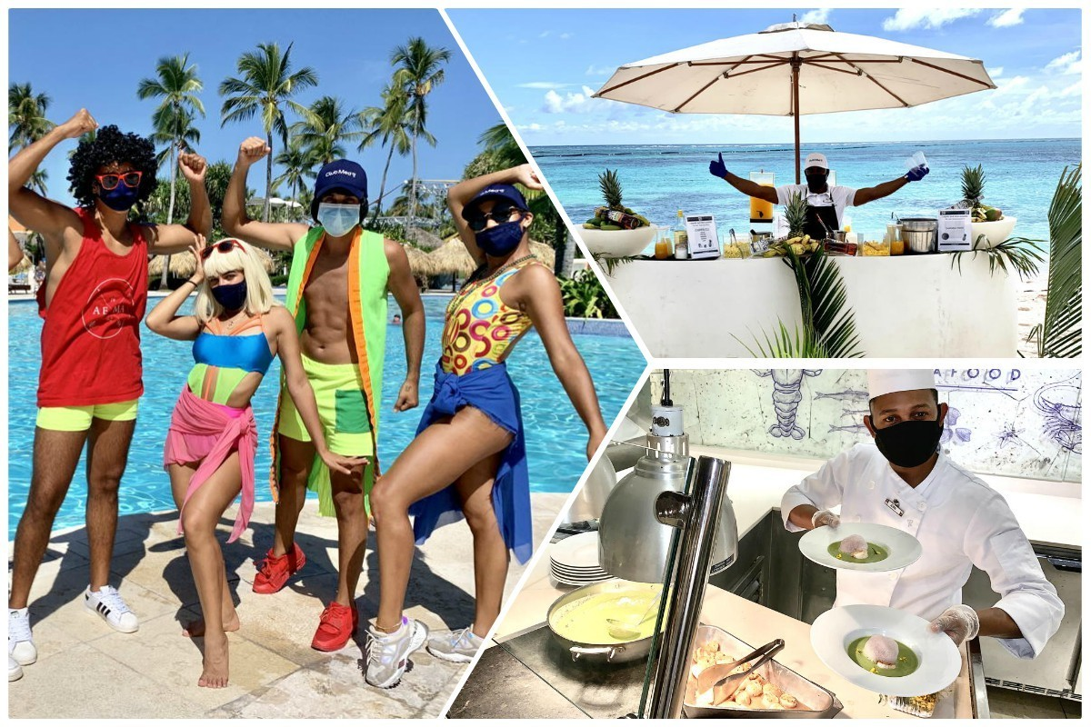 """On Location: A """"bubble of joy""""– In a world of isolation, Club Med upholds the power of human connections"""