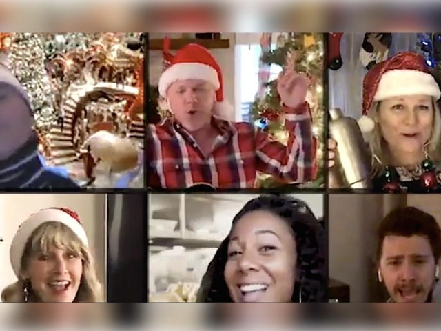 VIDEO: Celebrity Cruises Canada channels Mariah Carey in holiday sing-along