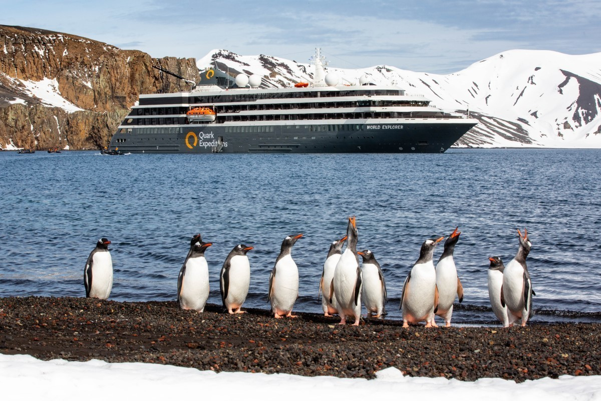 Quark Expeditions unveils S.A.F.E. COVID Policy ahead of 2021 sailing season