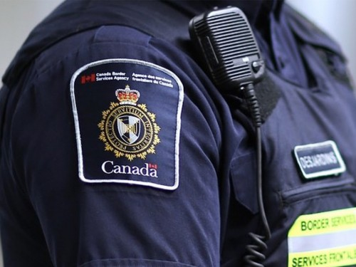 "Man arrested, charged & sentenced for lying to CBSA about ""essential work"""