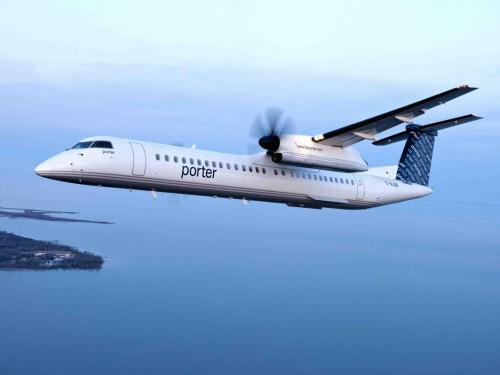 Porter updates tentative restart of flights to March 29