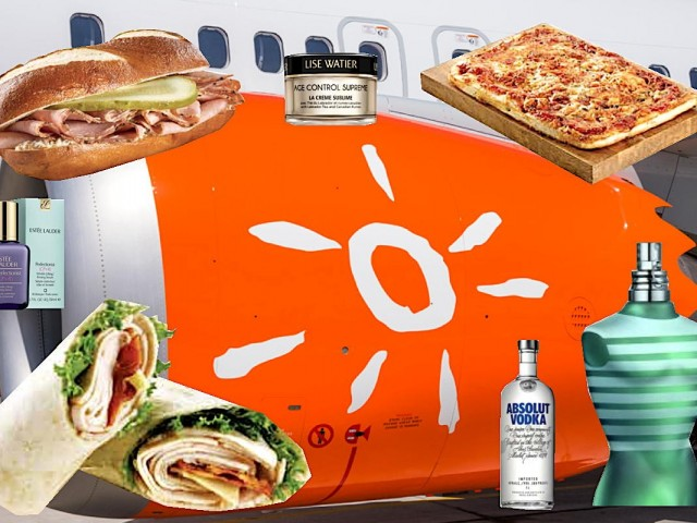 Sunwing has (temporarily) stopped selling things on flights. Here's why.